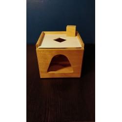 Boîte de permanence de l'objet
